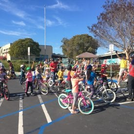 School Community Ride